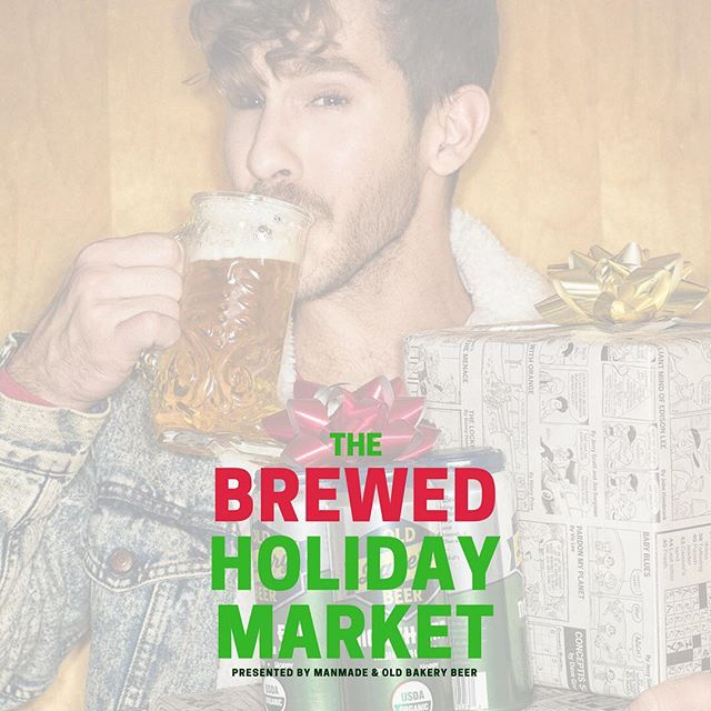 Thank for you everyone who came out to #TheBrewedHolidayMarket! We hope you had fun. Stay turned for upcoming pop-ups in St. Louis for Spring '18!