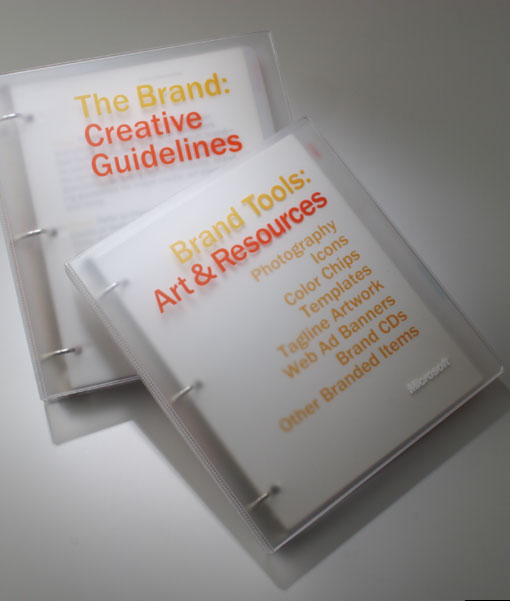 Microsoft Brand Creative Guidelines