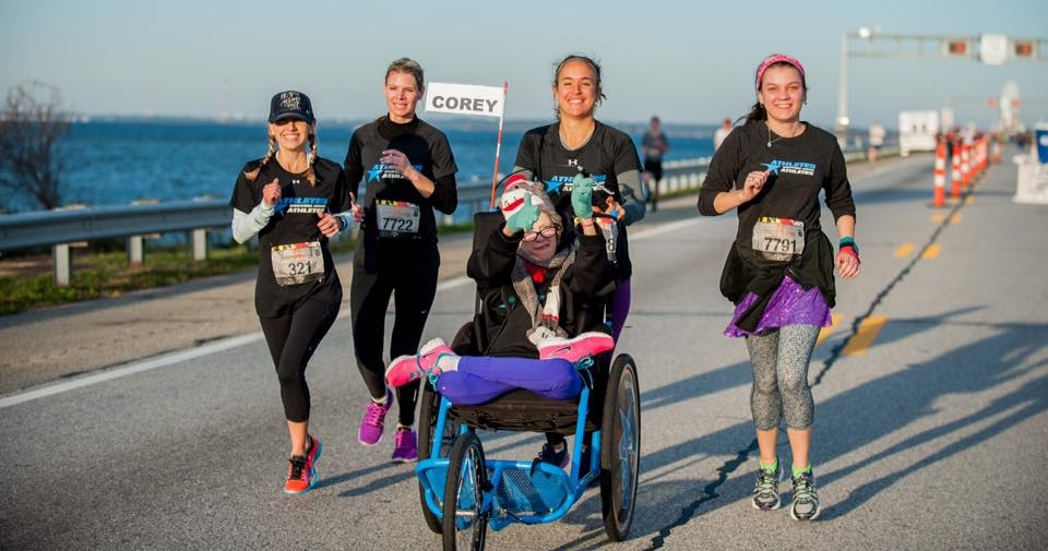 2016 Across the Bay 10k. Annapolis, MD. Photo credit: Brian Schurman