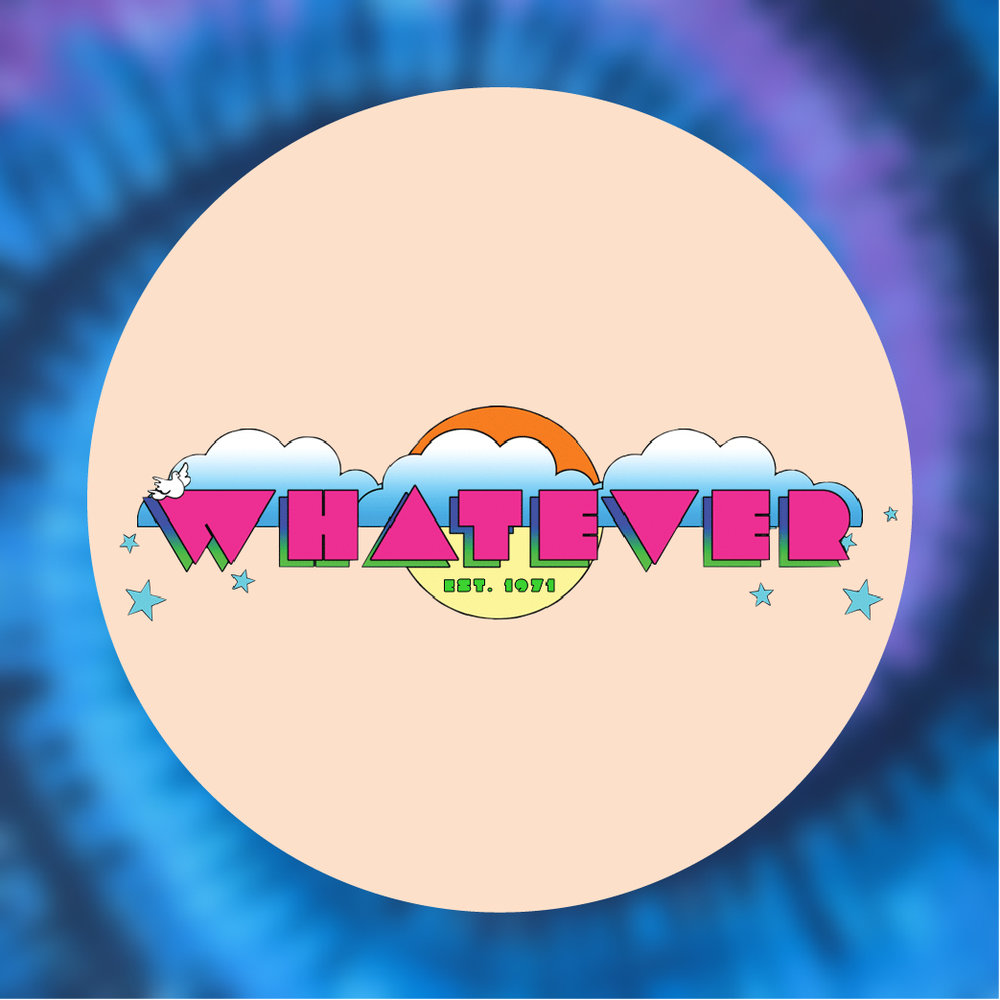 Whatever Logo - Highland Strip