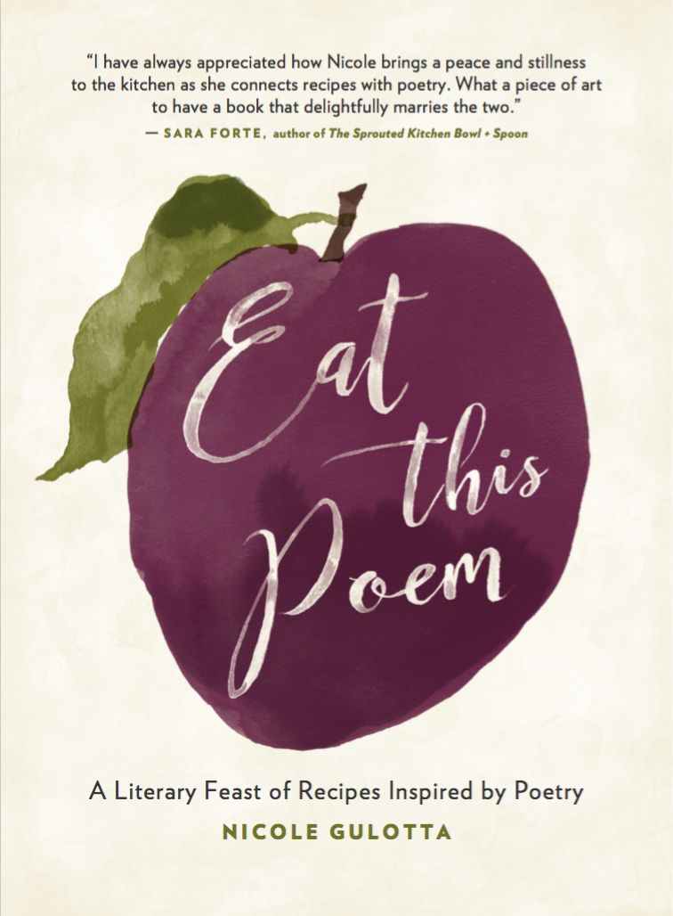 Eat This Poem Cookbook