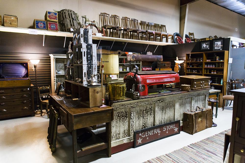 Primitive and Antique Furniture