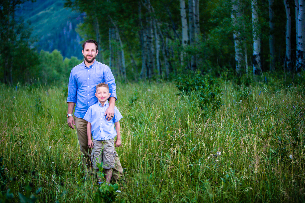 Utah alpine loop family portraits.  ww.jmgantphotography.com