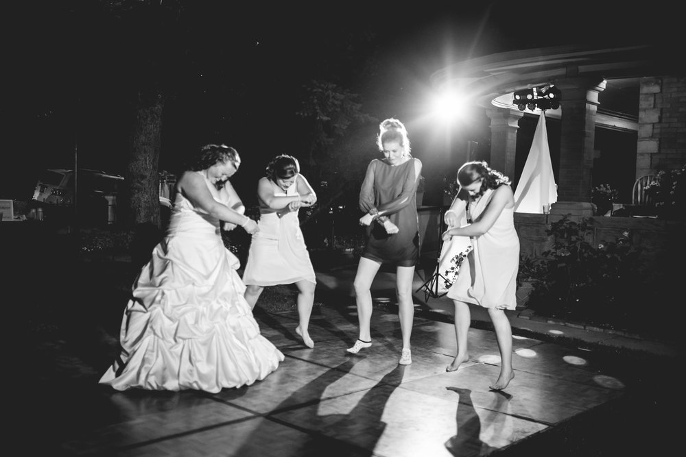 Reception dancing. Photographed by JMGant Photography.