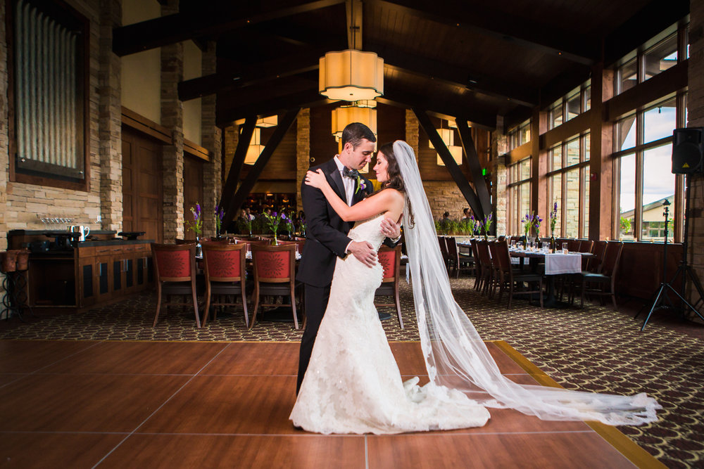 Vail Colorado Wedding photographed by JMGant Photography.