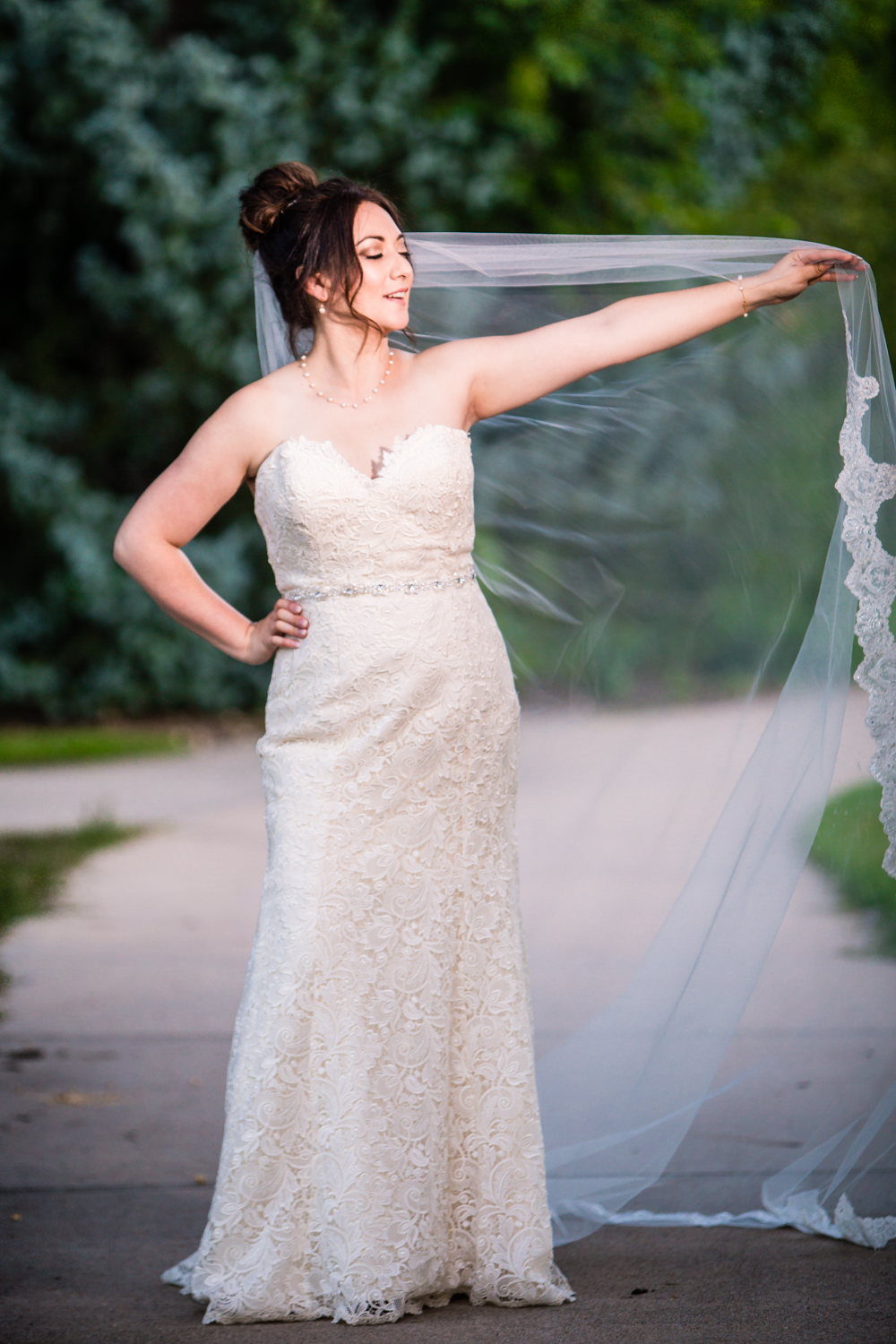Denver wedding photographed by JMGant Photography.