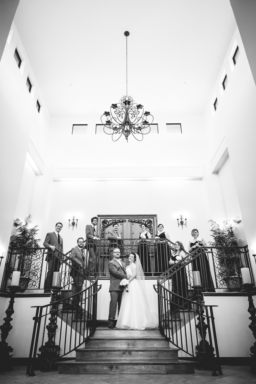 Black Bear Golf Club wedding photographed by JMGant Photography.
