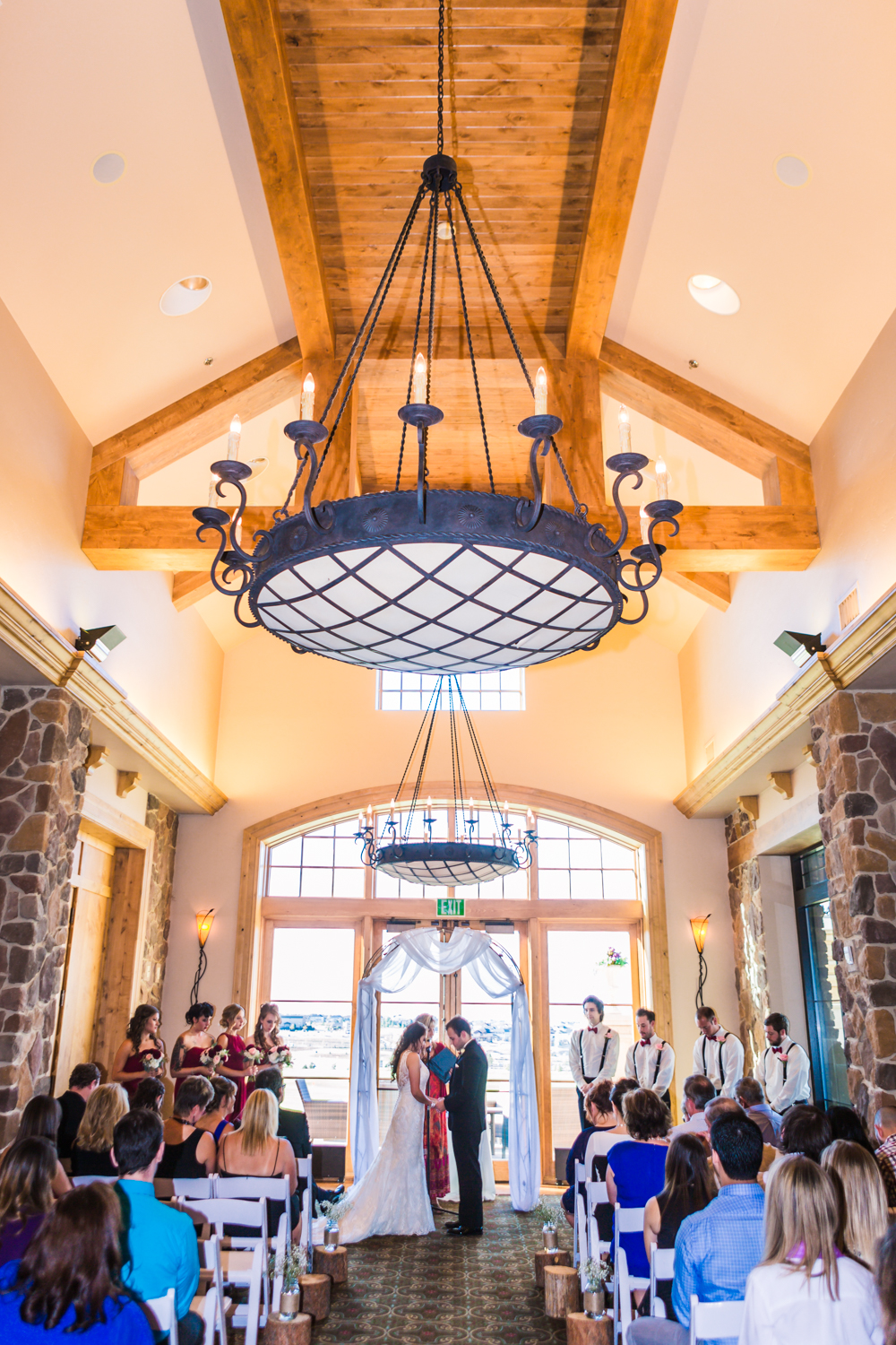 Blackstone Country Club Wedding by JMGant Photography.