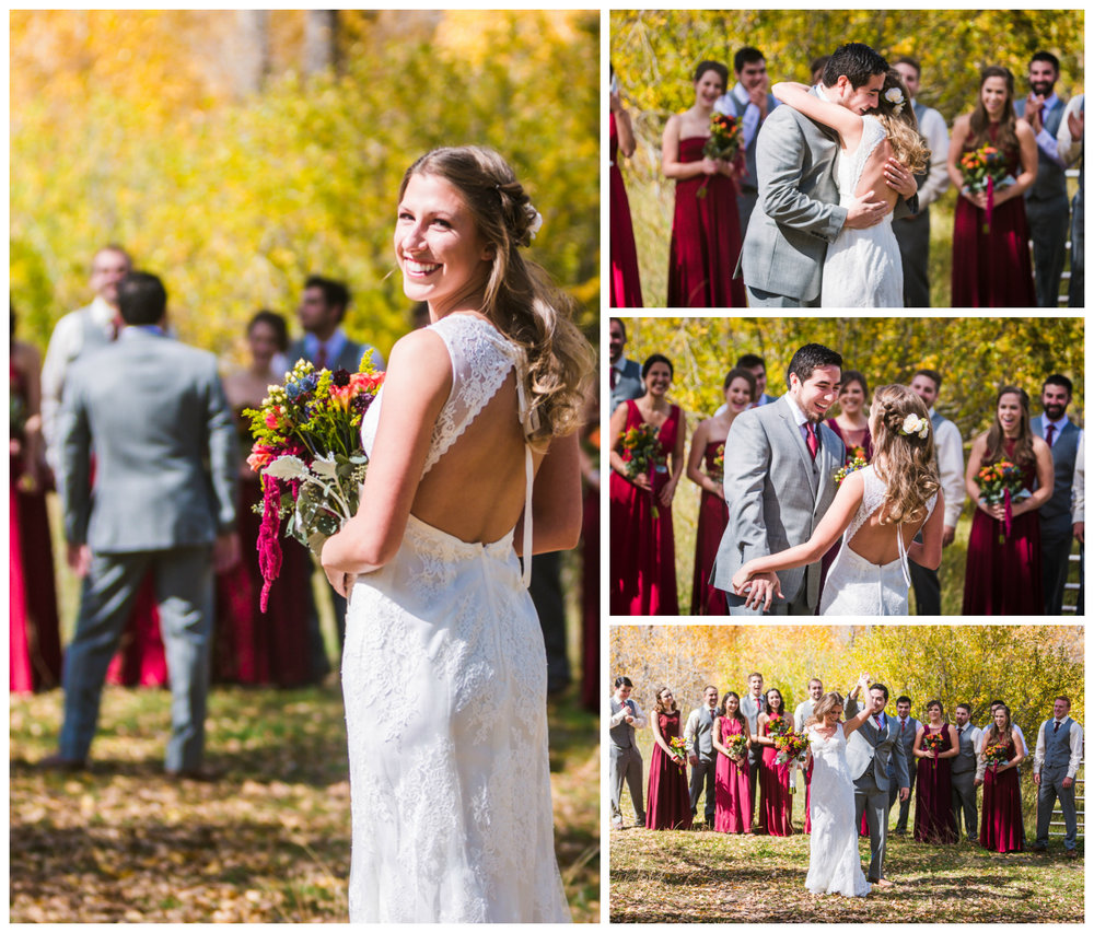 Pagosa Spring Wedding by JMGant Photography.