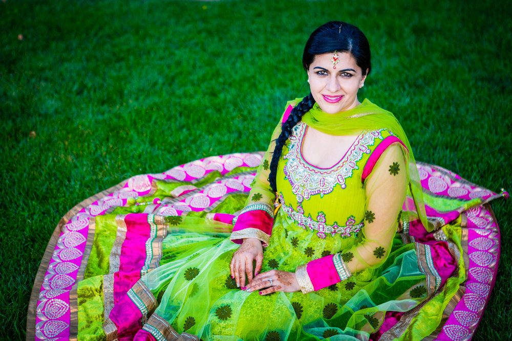 Denver Indian Wedding photographed by JMGant Photography.