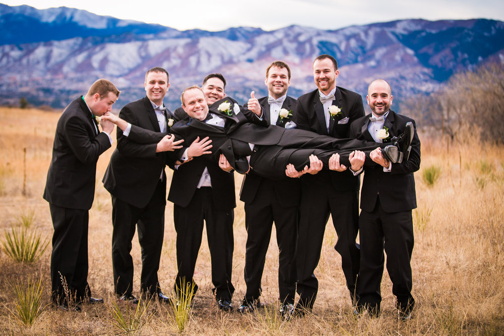 Groomsmen  by JMGant Photography.