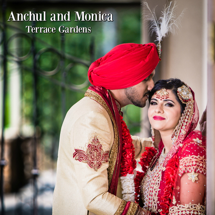 Terrace Gardens Wedding by JMGant Photography | Anshul and Monica | Denver Wedding Photographer