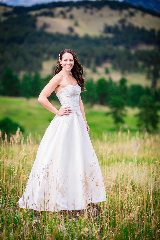 Rustic Colorado Barn Wedding