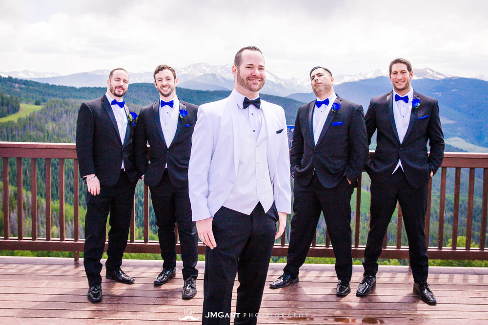 Vail Colorado Wedding | Formals | Colorado wedding photographer | © JMGant Photography | http://www.jmgantphotography.com/