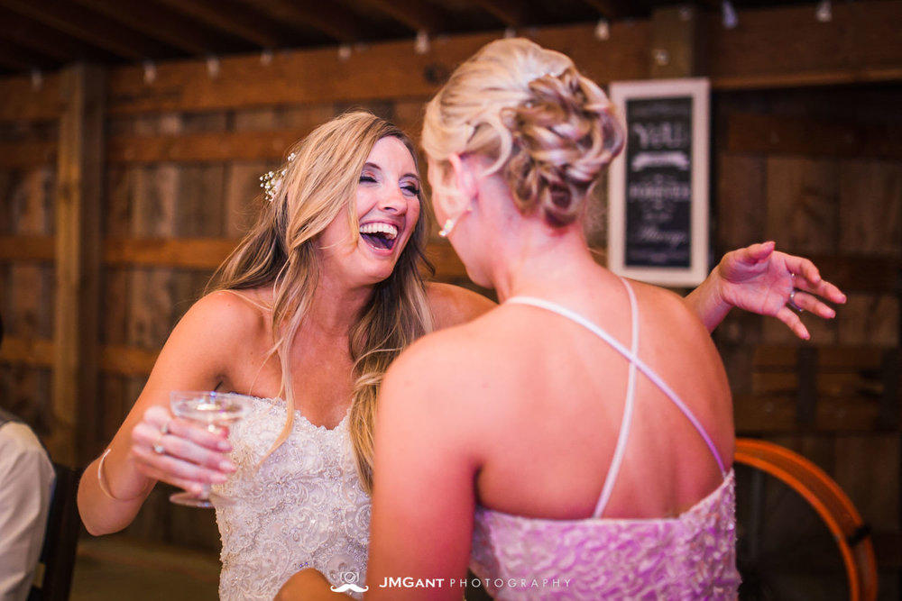 Platte River Fort Wedding | Toasts and speeches | Greeley Colorado wedding photographer | © JMGant Photography | http://www.jmgantphotography.com/