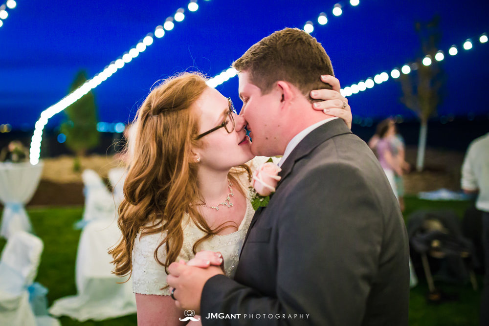 Mormon LDS Temple | Fort Collins Wedding Photographer | Katie and Conrad | © JMGant Photography | http://www.jmgantphotography.com/
