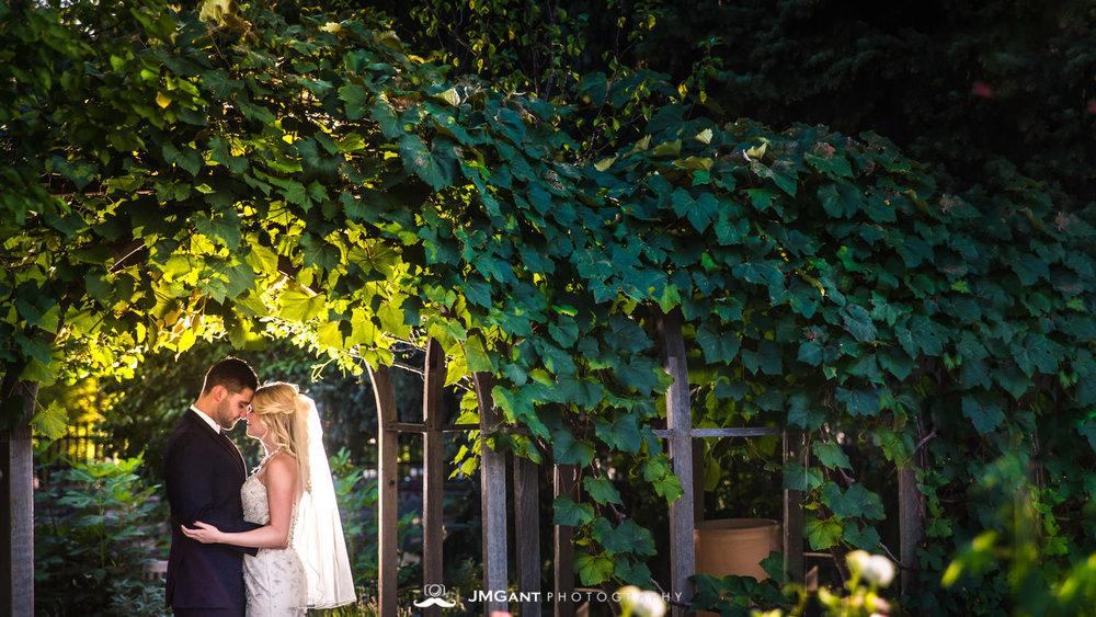 Denver Botanic Gardens Wedding | Denver Colorado Photographer ...