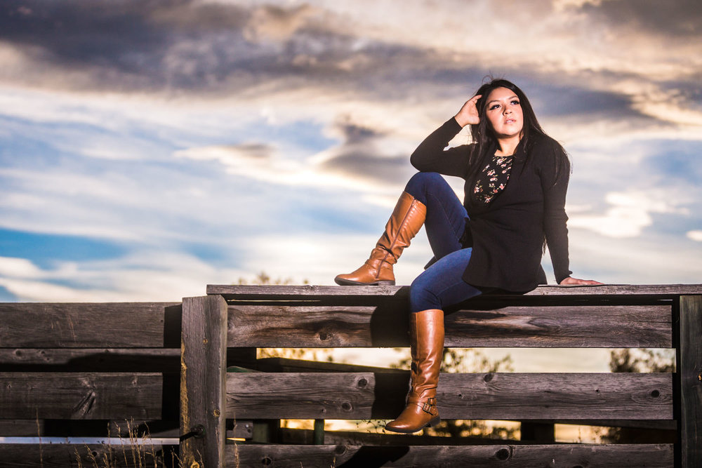 Greeley high school senior photographer