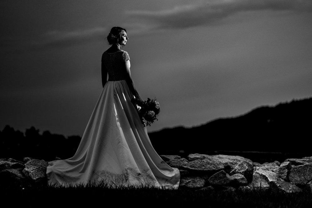 Barn at Evergreen Memorial Wedding by Evergreen Colorado Wedding Photographer JMGant Photography.