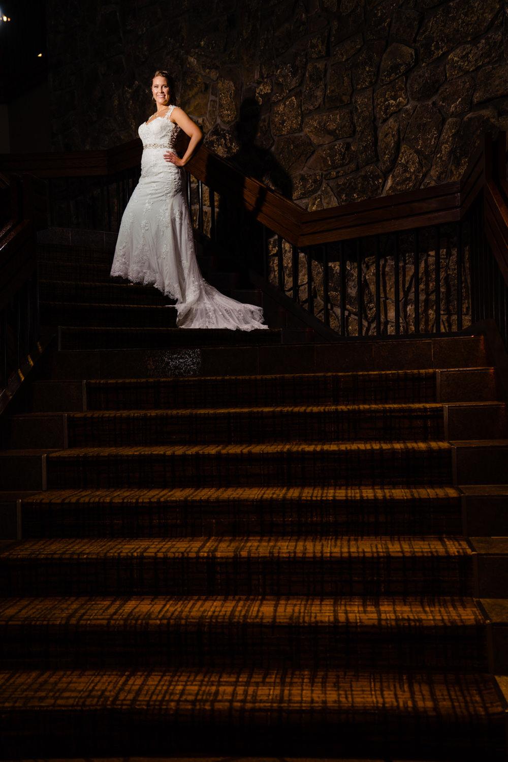 Cheyenne Mountain Resort Wedding by Colorado Spring Wedding Photographer JMGant Photography.