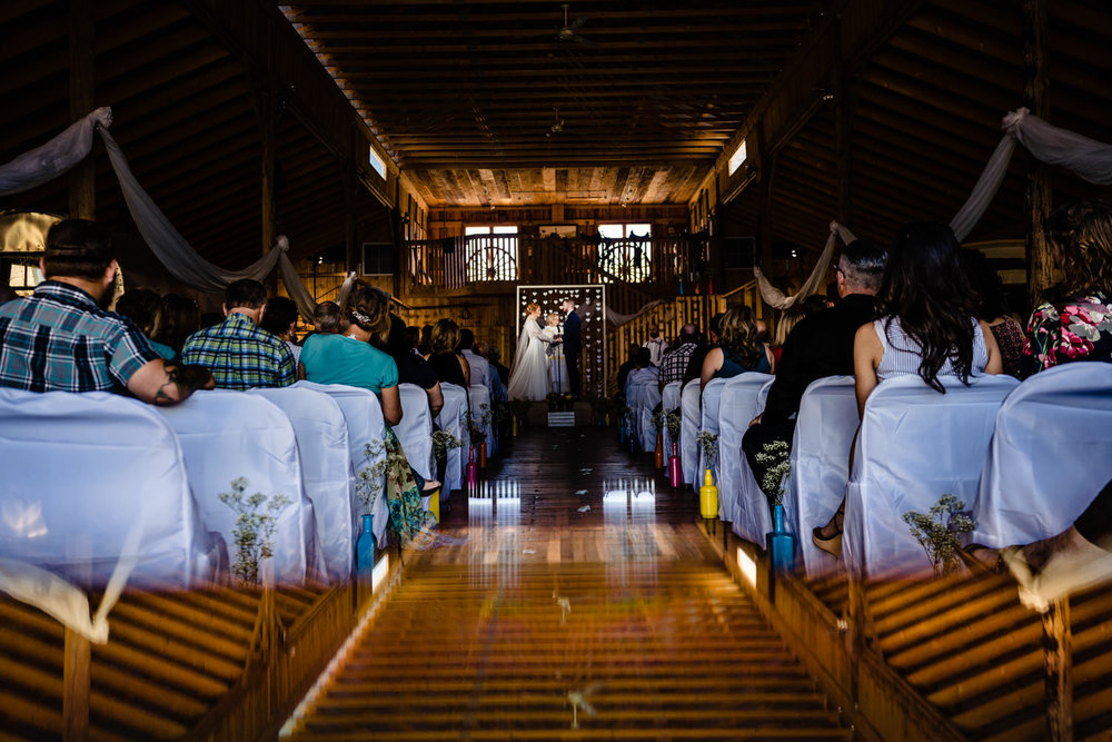 Lander Wyoming Wedding by JMGant Photography.