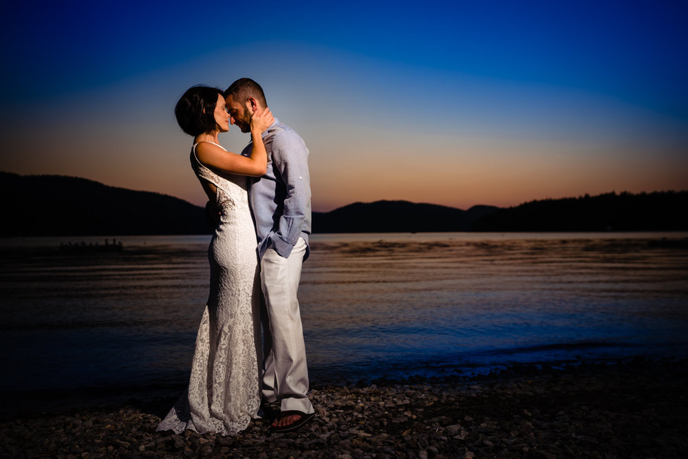 Whitefish Montana wedding by destination wedding photographer, JMGant Photography