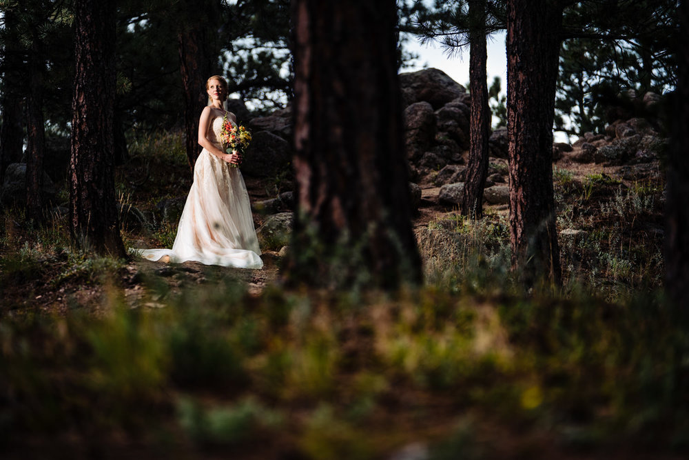 Boulder Colorado wedding at Sunrise Amphitheater by wedding photographer, JMGant Photography