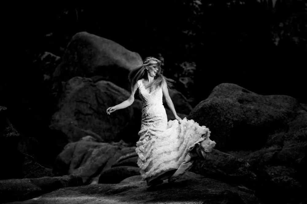 Tihsreed Ranch Wedding | Woodland Park Wedding Photographer | JMGant Photography