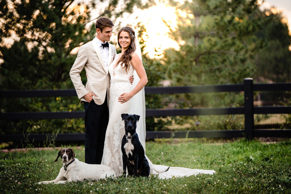 Denver Colorado wedding formals | Colorado wedding Photographer | JMGant Photography