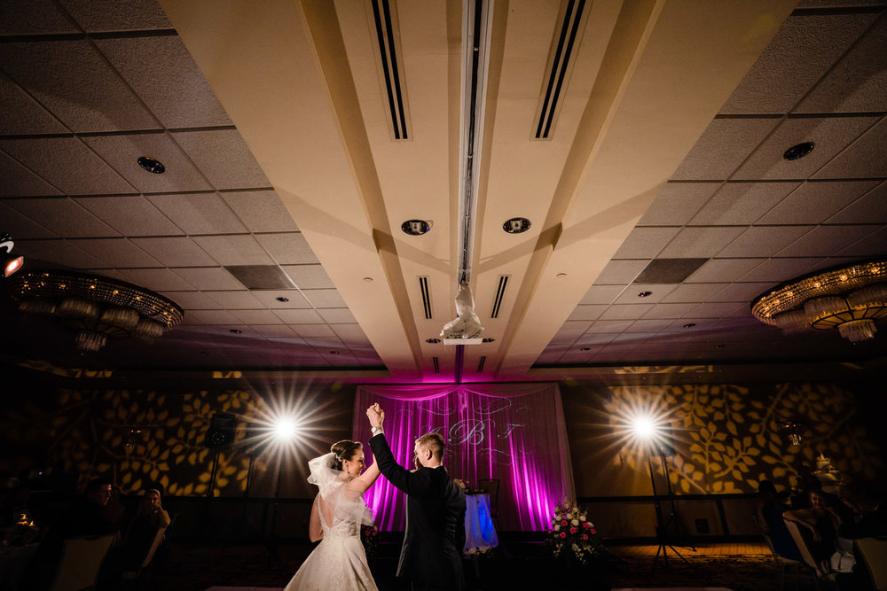 Omni Interlocken Resort Wedding | Broomfield Colorado Wedding Photographer | JMGant Photography