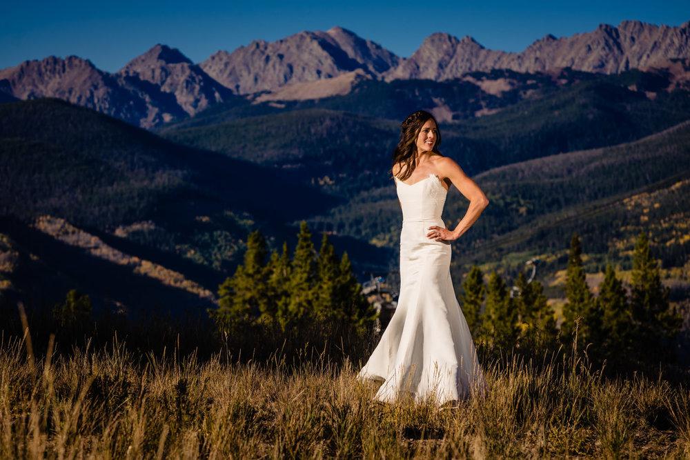 Vail Colorado Wedding | Colorado Mountain Wedding Photographer | JMGant Photography
