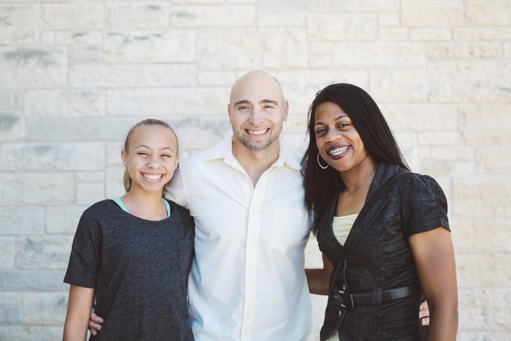 The Mercer Family