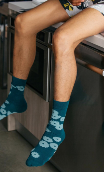 Richer Poorer Classic Crew Socks