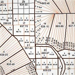 WhiteStar Data and annotation in Mississippi:  Township 15N, Range 9W, Choctaw Meridian
