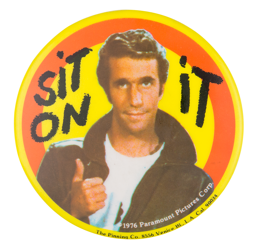 The Oh-So-Cool Fonz