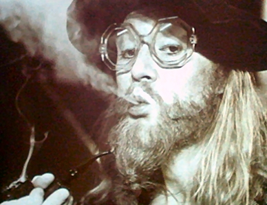 Vivian Stanshall – masterful procurer of nonsense. Photograph: Ian Burt