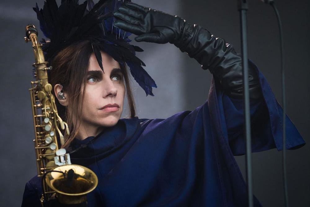 PJ Harvey ... crossing musical and other boundaries