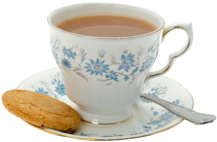 Tea and biscuits, anyone? Your song suggestions might serve this up
