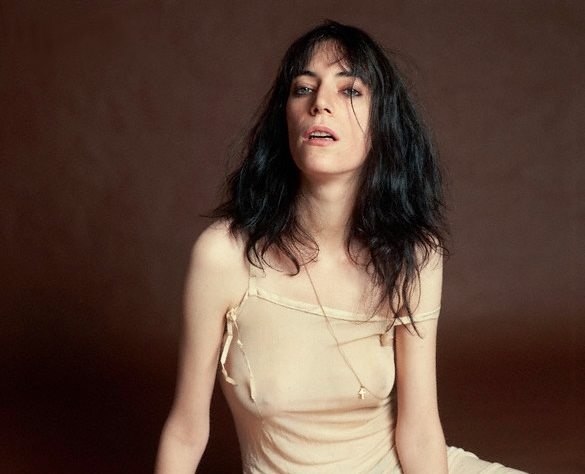 Patti Smith. Why? Because …