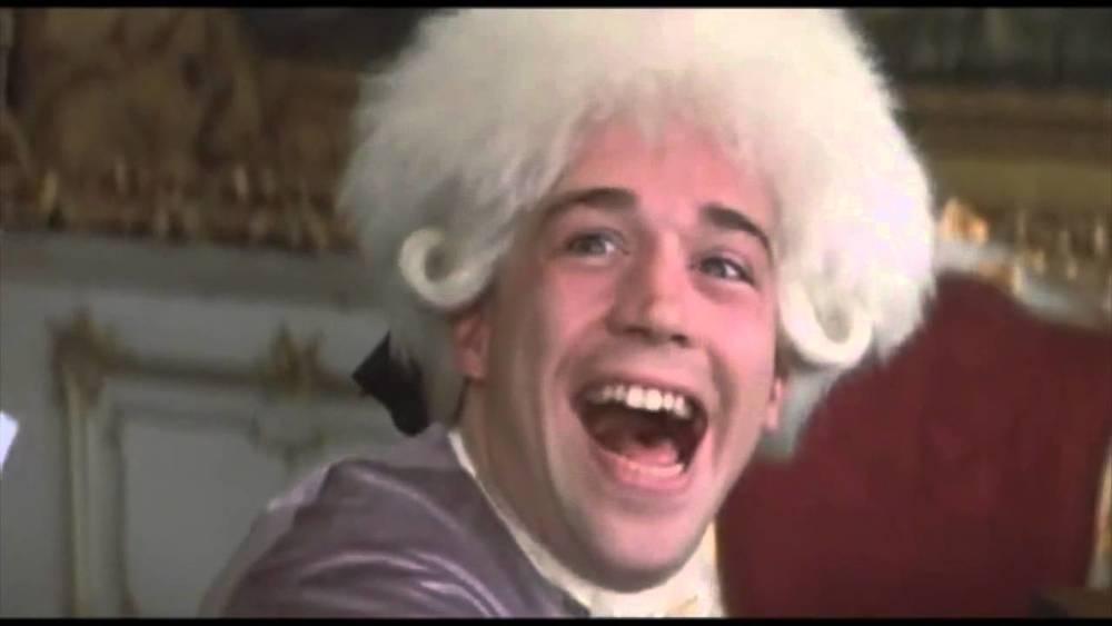 Mock me Amadeus
