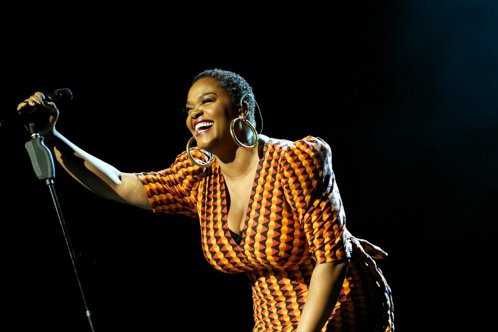 Start over, re-evaluate, recognise yourself. Well, that is if you're Jill Scott
