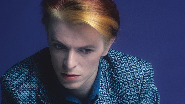 Bowie's back ... well, at least with a release of a new box set including an unreleased album from 1974