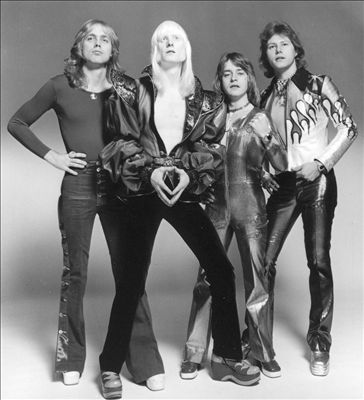 Something like a monster? The Edgar Winter Group