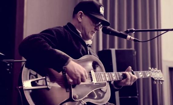Lambchop's Kurt Wagner ... listen out for some electronica on their new album