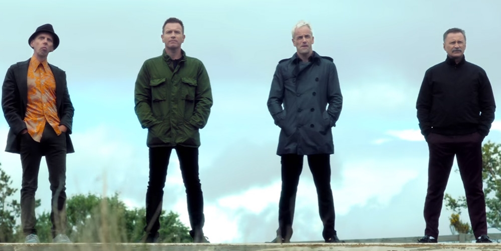 More lust for life? Trainspotting T2's boys are back