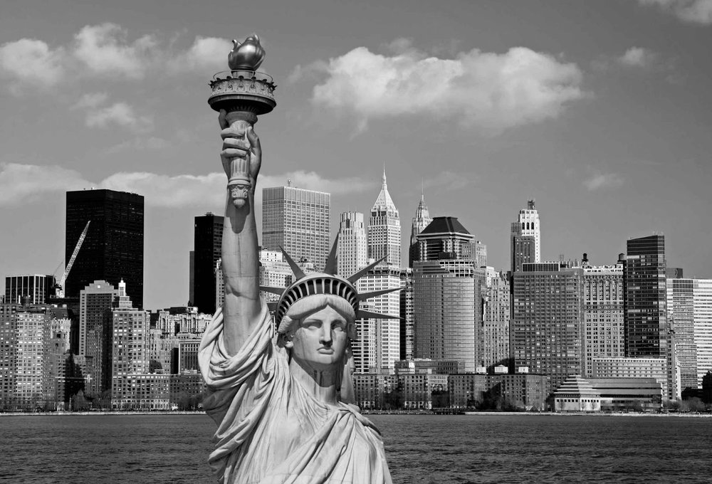 New York. First sight of the land of dreams for immigrants. Well, perhaps until now …