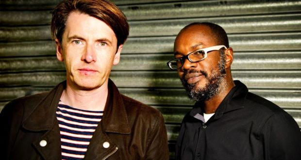 Two supreme talents combined: David McAlmont, right, and Bernard Butler