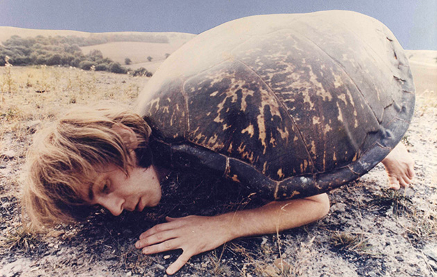 Julian Cope. Coming out of his shell?
