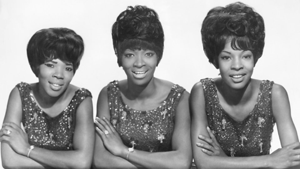 Martha and her Vandellas in '63