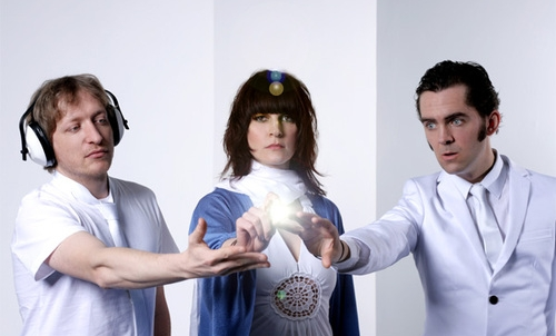 The Shortwave Set in 2008